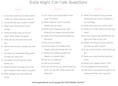 General dating questions new relationship
