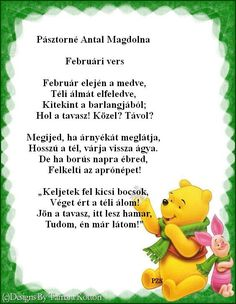 Winnie The Pooh, Verses, Kindergarten, Songs, Disney Characters, Projects, Winnie The Pooh Ears, Scriptures, Kindergartens