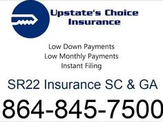 Sr22 Insurance Quotes Classy South Carolina Sr22 Insurance  Httpinsurancequotebugsouth . Decorating Design