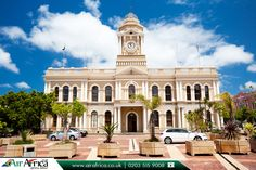 City Hall port elizabeth South Africa Now your journey to port elizabeth(South Africa) will be even more fun! Grab exclusive deals and discounts on all flights bound for Port Elizabeth ( SouthAfrica ) with Travel Trolley! Hurry Book Now! Port Elizabeth South Africa, Places To See, Places Ive Been, Sun City, Out Of Africa, Pretoria, Nelson Mandela, Belleza Natural, Honeymoon Destinations