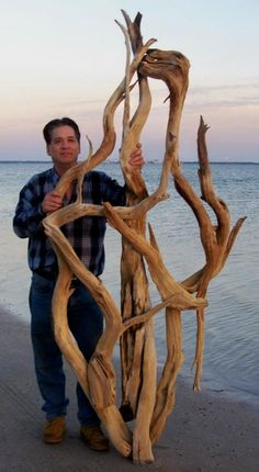 ~The driftwood gallery is here! Driftwood wall art and driftwood sculpture.~♥