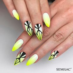 Summer Nails, Hair And Nails, Nail Designs, Hair Beauty, Nail Art, My Style, Instagram, Oval Shape, Manicures