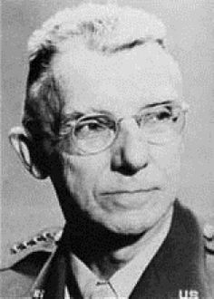 """Allied leaders - General Joseph Warren Stilwell (March 19, 1883 – October 12, 1946) was a United States Army four-star General known for service in the China Burma India Theater. His caustic personality was reflected in the nickname """"Vinegar Joe"""". Although distrustful of his allies Stilwell showed himself to be a capable and daring tactician in the field but a lack of resources meant he was continually forced to improvise."""