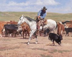 Perfect Throw Steve Devnyns  Oil on Canvas