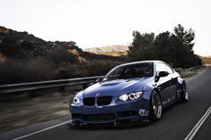 Liberty Walk BMW M3 E92
