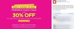 Pinned October 18th: 30% off everything at #KateSpade, or online via promo code FALL13FF #coupon via The Coupons App