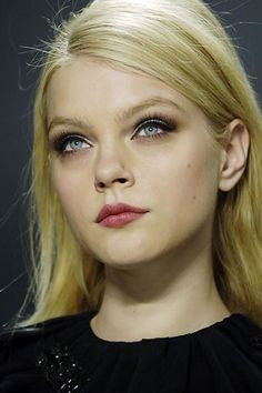 jessica stam makeup - Google Search