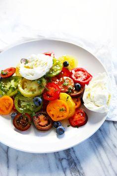 Heirloom Tomato Sala