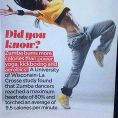 Zumba! Instructor training next month woot woot!