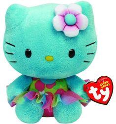 Ty Beanie Babies Hello Kitty Turquoise Plush, http://www.amazon.com/dp/B00I5DYKZA/ref=cm_sw_r_pi_awdm_eSGLvb08GRGFJ