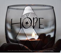 Hope -- Brain Cancer Awareness