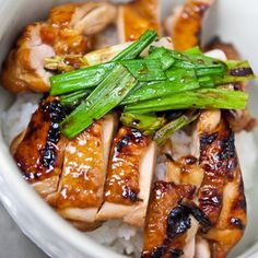 Grilled Chicken (miso or teriyaki sauce) - Kanpai Sushi - Zmenu, The Most Comprehensive Menu With Photos