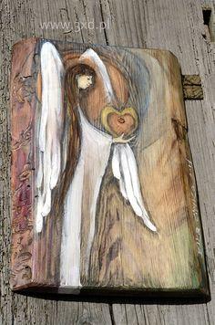 Anioł z Sercem na Dłoni oryginalnym prezentem