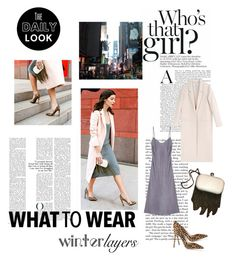 """""""she does it her own way"""" by evagonzalez ❤ liked on Polyvore featuring Acne Studios, Gianvito Rossi, House of Harlow 1960, women's clothing, women's fashion, women, female, woman, misses and juniors"""