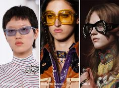 Spring/ Summer 2017 Eyewear Trends: Sunglasses with Plastic Frames