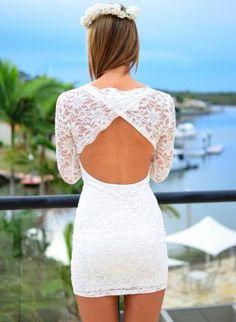 After wedding dress love it!!