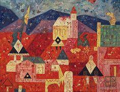 Fulla-Slovak painter and illustrator, (February Ružomberok – April Bratislava) Paul Klee, Central Europe, Bratislava, S Pic, Illustrators, Milan, Contemporary Art, Pictures, April 21