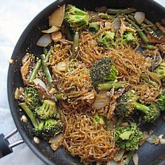 Lightened Up Lo Mein - with Kelp noodles..where can I get kelp noodles?