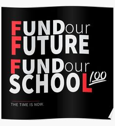 Teacher Strike Fund Our Future, Fund Our School Protest Poster. Give this gift to a great teacher educators united, unite as educators. Protest Art, Protest Posters, Protest Signs, Education For All, Art Education, Teachers Strike, Teaching Second Grade, The Time Is Now, Online Earning