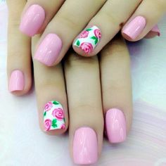 45 Pastel Nails Designs that are Creatively Stylish | Pastel Nails Designs | Easy Nails Designs and ideas | Simple Nails Designs | Fenzyme.com