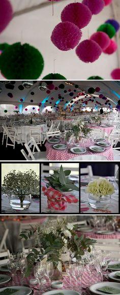 Decoracion Original Para Bodas ~ Decoraci?n de boda muy original y mon?simo 2  Mi boda  Pinterest