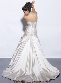 The Back - Jesslyn - by Maggie Sottero
