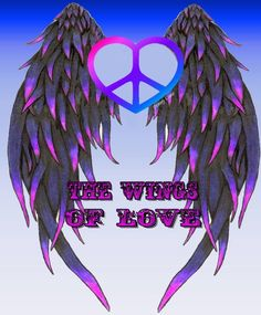 ☮✌~Las alas de Paz ~✌☮ Wings of Peace and Love ⊰❁⊱ Mandala ⊰❁⊱ ☮✌~Paz~✌☮ ❤~ Hippie Peace, Hippie Love, Hippie Art, Hippie Style, Hippie Trippy, Hippie Chick, Make Peace, Peace And Love, Peace Sign Art