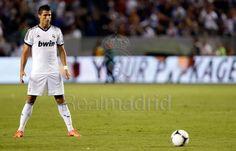 Cristiano Ronaldo | playing David Beckham and the LA Galaxy
