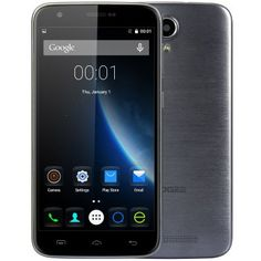 Doogee Y100 Plus Android 5.1 4G phablet de 5.5 pulgadas Cámara 2.5D Corning Gorilla Glass MTK6735 Quad Core de 64 bits 2 GB de RAM 16 GB de ROM OGS pantalla de 13 MP para Vender - La Tienda En Online IGOGO.ES