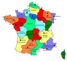 − Les Régions françaises - Les dix principales villes du territoire français. http://education.francetv.fr/CartesInteractives/cartes/A2-puzzle-regionsFrance/carte.cfm?noredirection  : Cliquez ici et apprenez à situer les régions, départements, ect., en jouant sur la carte interactive qui s'affichera.  http://beaugency.over-blog.com/pages/Les_reperes_chronologiques_et_spatiaux-1726680.html