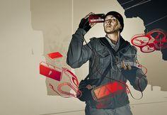 Tim Pool, GQ UK : Martin Ansin, Illustrator | Illustration Portfolio