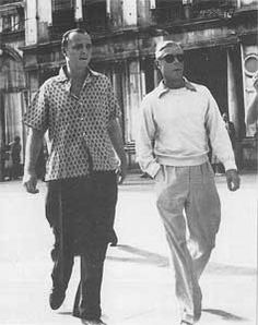 Jimmy Donahue and the Duke
