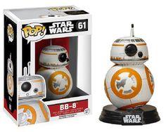 Funko POP! Star Wars Episode 7 The Force Awakens BB-8 Vinyl Action Figure 61