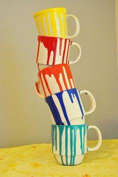 Il y a longtemps que je ne vous ai pas proposé de petit DIY. Voici donc un tuto tout simple pour personnaliser en 5 minutes un mug personnalisé en porcelaine que ça soit pour vous ou pour offrir ! …