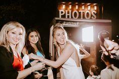 Chantal + Tyler   San Diego wedding photo booth