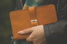WALLET EARLYAUTUMN  Women leather wallet with a nice design, simple and slim, easy to carry.  On sell - 31 €