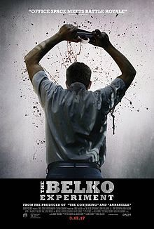 The Belko Experiment Hollywood Full Movie. #hollywood #hollywoodmovies #movies #newmovies #latestmovie #horrormovies #Action #besthorrormovies
