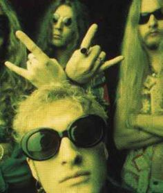 Layne Staley...Alice in Chains