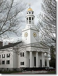 First Parish Meetinghouse, Concord MA