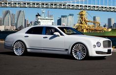 Visit The MACHINE Shop Café... ❤ Best of Bentley @ MACHINE ❤ (Classy 2015 Bentley Mulsanne)