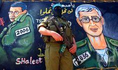 """Hamás dice que secuestrar soldados israelíes es """"la única manera tener éxito contra la ocupación""""."""