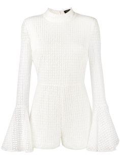 36 best de la vali images in 2019 lace trim sweatpants crosses 1970s Fancy Dresses de la vali edie bell sleeve playsuit delavali cloth playsuit