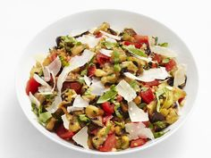 Italian Eggplant Salad recipe from Food Network Kitchen via Food Network