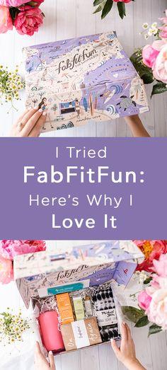 I Tried FabFitFun: Here's What Happened