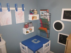 Kids Craft Storage Design, Pictures, Remodel, Decor and Ideas - page 2