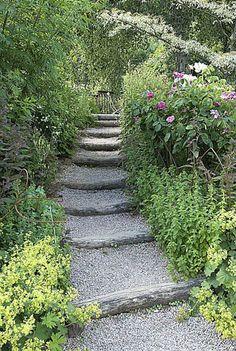 escalier jardin1