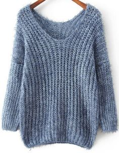 V Neck Sweater -- just the best. Could become a boyfriend.