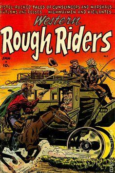 Western Rough Riders (1954) 2