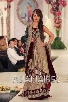 Pakistani Bride Dramatic