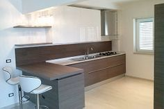 A casa di Caramia Antonio, Le cucine ambientate, Veneta Cucine